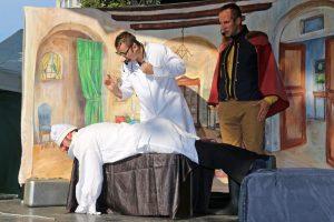 Ludas Matyi - Hahota Gyermekszínház előadása